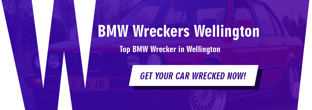 BMW Wreckers wellington