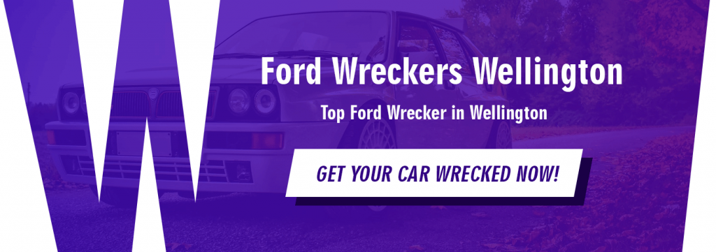 Ford Wreckers wellington