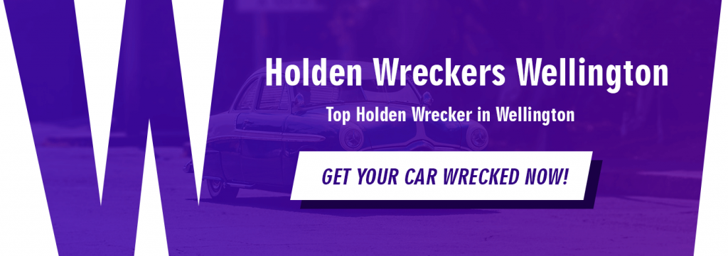 Holden Wreckers Wellington
