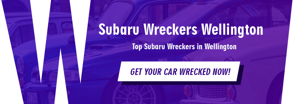 Subaru Wreckers wellington