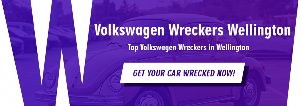 Volkswagen Wreckers wellington