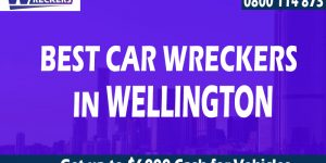 Car Wreckers Wellington