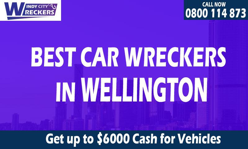 Car Wreckers Wellington