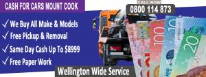 cash for car Mountcook
