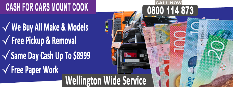 cash for car Mountcook