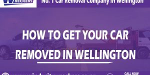 Car Removal Wellington