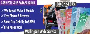 cash for cars paraparaumu