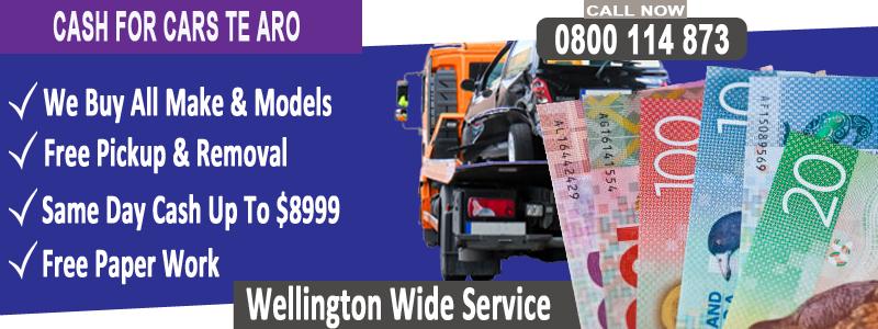 cash for cars Te Aro