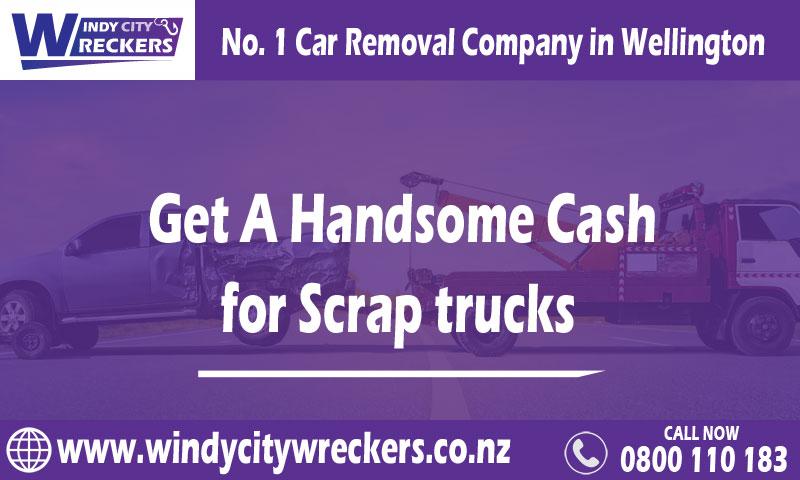 cash for scrap car wellington