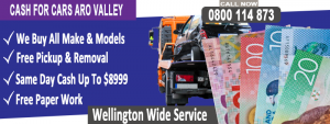 Aro Valley Cash For Car - WindyCityWreckers
